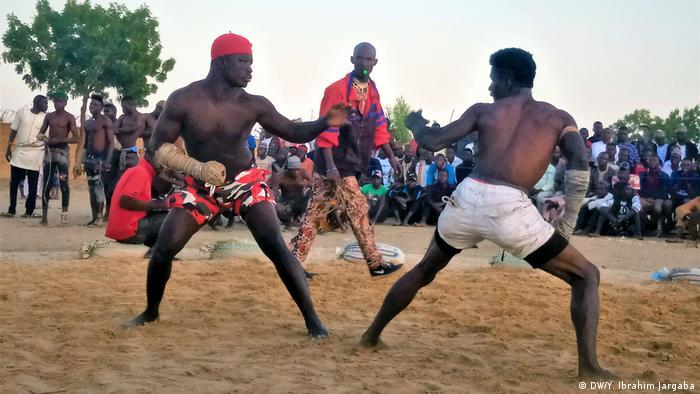 Nigeria Katsina Ringkampf
