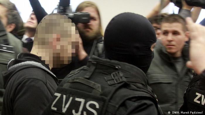 13 грудня 2020 року - Мирослав Марчек зізнався в суді