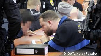 Slowakei Mordprozess ( DW/A. Marek Pędziwol )