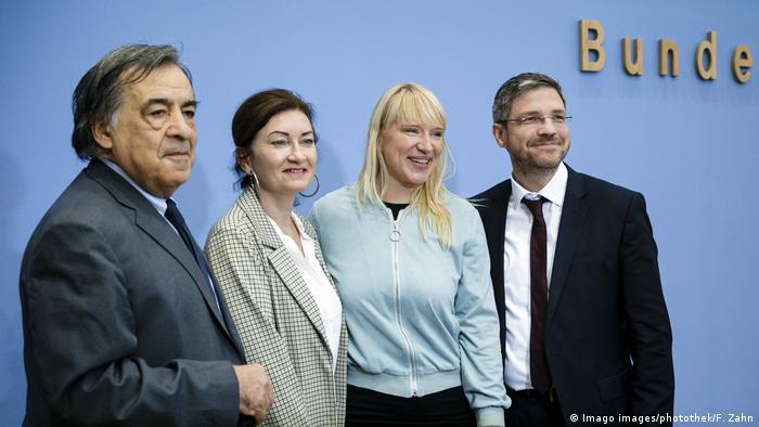 Deutschland PK l Initiative Städte Sicherer Häfe - Seenotrettung 2020