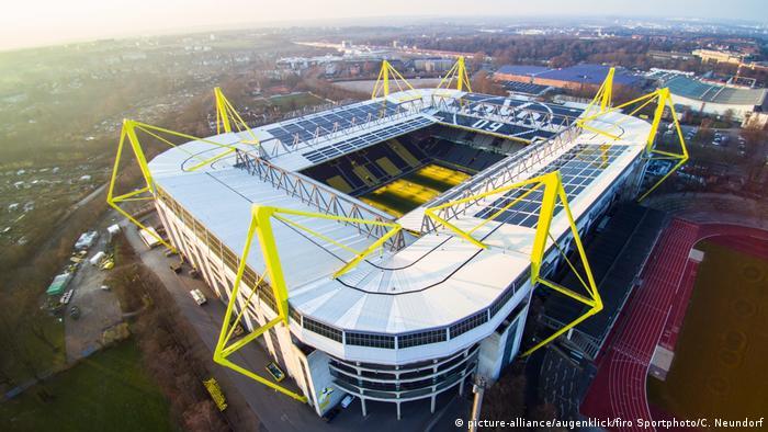 Stadion Borussia Dortmund   Signal Iduna Park, Westfalenstadion