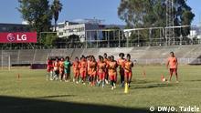 Äthiopien Sport l Frauenmannschaft U20
