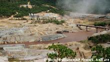 BG Grand Renaissance Dam | Standort des Grand Ethiopian Renaissance Damms (2013)