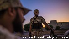 Libyen Fortschritte bei Verhandlungen über Waffenstillstand ARCHIV