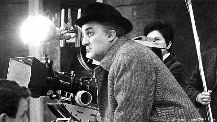 An Italian cinema legend: Federico Fellini was born 100 years ago