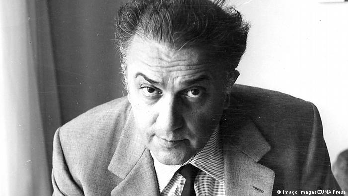 Filmmaker Federico Fellini (Imago Images/ZUMA Press)