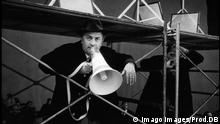 Italien l Filmemacher Federico Fellini
