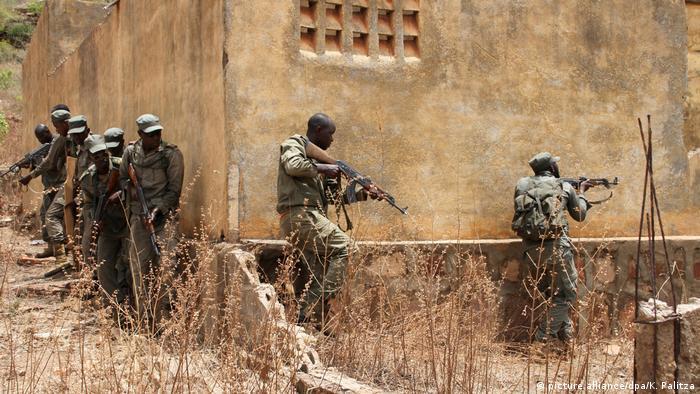 Européens et Maliens interviennent notamment dans le Liptako malien, région où l'Etat islamique au Grand Sahara sévit depuis plusieurs années.