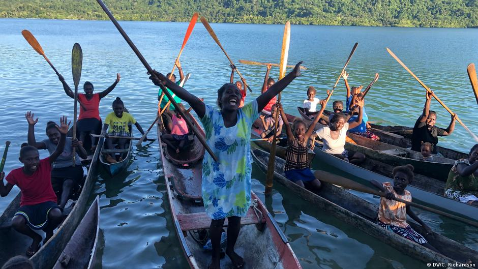 Women on the Solomon Islands are protecting critically endangered sea turtles