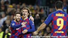 Champions League 2019 | FC Barcelona vs. Borussia Dortmund | Lionel Messi & Antoine Griezmann