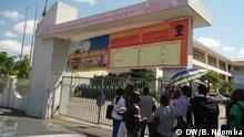 Angola Institut für Erziehungswissenschaften in Luanda