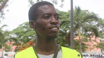Angola Arante Kivuvu, Aktivist in Luanda