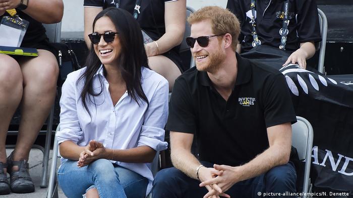 Kanada Prinz Harry und Meghan Markle in Toronto