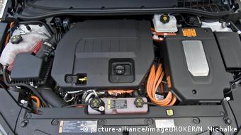 موتور خودرو برقی اپل