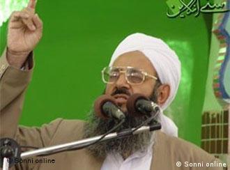 مولوی عبدالحمید، امام جمعهی زاهدان