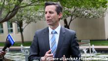 Australien Canberra | Simon Birmingham, Trade Minister