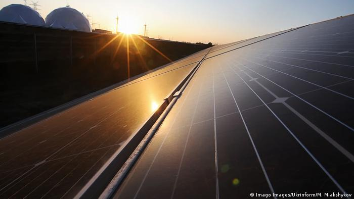 Plunging solar energy prices spell bright future for clean electricity
