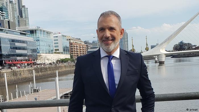 Pablo Duggan, abogado y periodista argentino, autor de ¿Quién mató a Nisman?.
