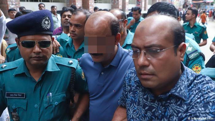 Bangladesch Korruption l Lokman Hossain Bhuiyan (bdnews24.com)