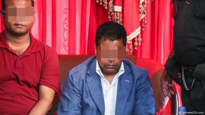 Bangladesch Korruption l Salim Prodhan (bdnews24.com)