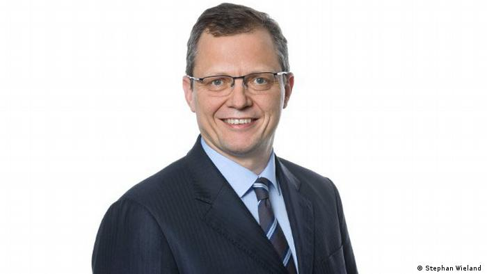 German lawyer Anton Horn (Stephan Wieland )