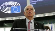 Frankreich EU l Borrell will am Iran-Atomabkommen festhalten
