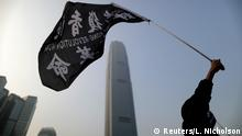 China l Human Rights Watch - Verletzung der Menschenrechte l Symbolbild