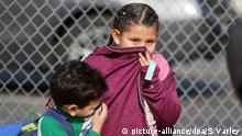 US-Flugzeug lässt Treibstoff über Grundschule ab