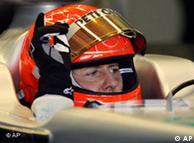 Fórmula Uno: Schumacher prueba el Mercedes en Valencia.