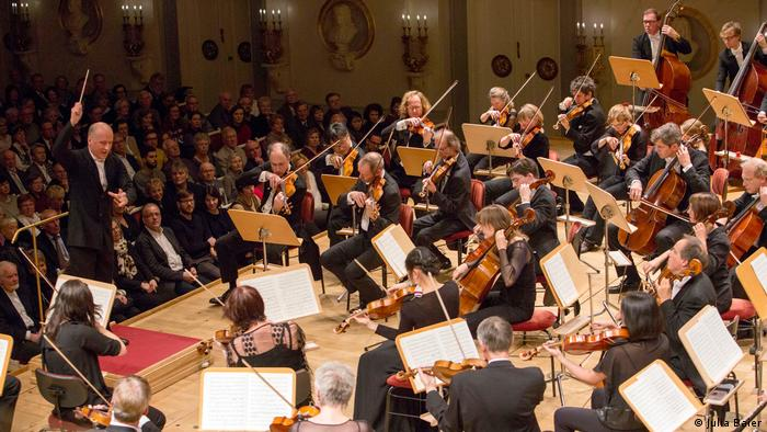 Оркестр Камерной филармонии Бремена - до коронакризиса