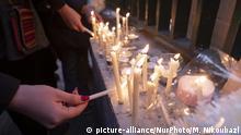 Iran Ukraine Airlines-Absturz | Gedenken in Teheran