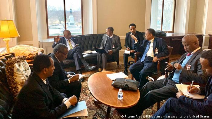 Ethiopia, Egypt, Sudan make slow progress in Nile dam row