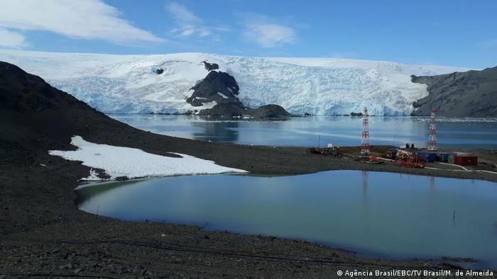 Estação Comandante Ferraz, base do Brasil na Antártida