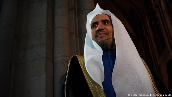 Frankreich Paris 2017 | Mohammed Al-Issa, Generalsekretär der Muslimischen Weltliga