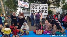 Indien Protest von muslimischen Frauen