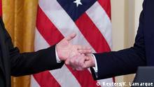 USA und China unterzeichnen in Handelsstreit Teilabkommen