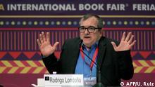 Kolumbien Politiker Rodrigo Londono aka Timochenko