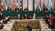 Friedensvertrag für El Salvador in Mexiko unterzeichnet