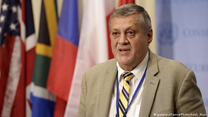 Der Slowake Jan Kubis ist seit Januar der Sondergesandte der Vereinten Nationen für Libyen
