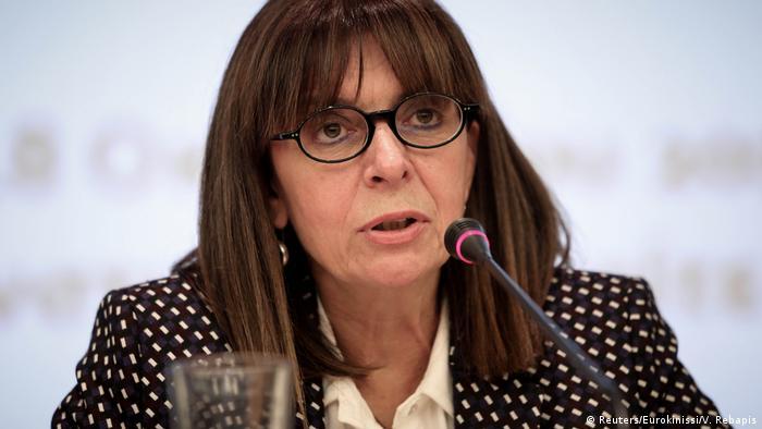 Νομικός η πρώτη γυναίκα Πρόεδρος Δημοκρατίας στην Ελλάδα ...