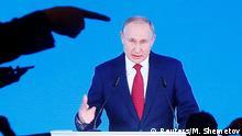 Russland Putin Machterhalt Kommentarbild