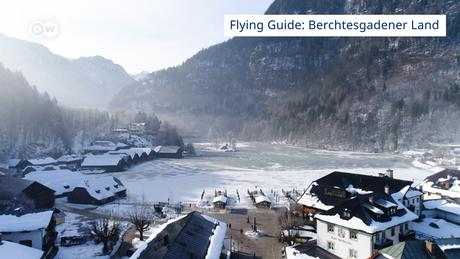Flying Guide Berchtesgadener Land