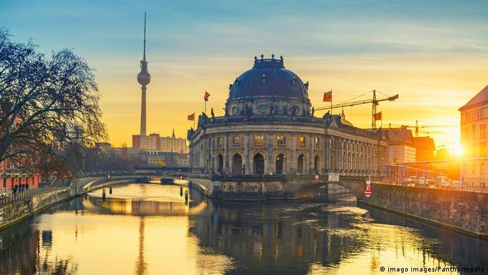 Berlin#s museum island