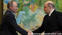 Russland | Putin | Michail Mischustin