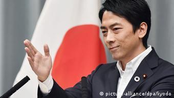 Kabinettsumbildung in Japan - Shinjiro Koizumi