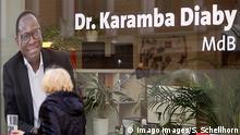 Deutschland | Anschlag mit Schüssen auf das Wahlbüro von Karamba Diaby