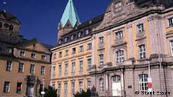 Essen: Folkwang-Hochschule für Musik, Theater, Tanz