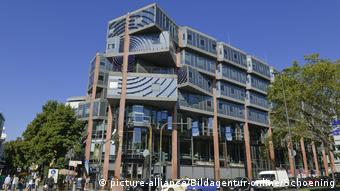 WDR-Arkaden in Köln (picture-alliance/Bildagentur-online/Schoening)
