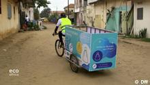 DW Sendung Eco Africa Recycling Elfenbeinküste