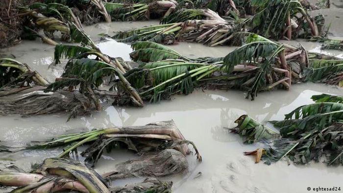 Iran Überschwemmung in Provinz Sistan